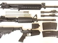 Military and survival style weaponry