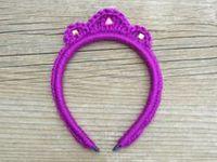 Crafts-Crochet Princess