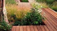 Gartenideen / Pins zu Ideen im modernen Garten / Gartendesign | Gartengestaltung | Gartenplanung | Materialien aus Holz, Beton, Naturstein | DIY Projekte