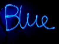 for the love of blue