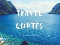 12 best Travel Quotes | Golden Nuggets images on Pinterest | Wanderlust, Quote travel and Thinking about you