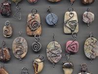 Pottery - Ceramic jewelry