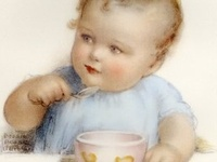 Vintage Bessie Pease Gutmann images