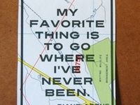 But Life Is A Destination!