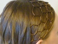 "Hairstyle tutorials, pictures and video from our site ""Princess Hairstyles"" ie Hair4myprincess"