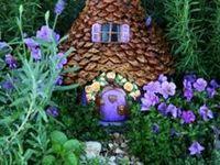 A bit of creative gardening, repurposing, crafting and storytelling.