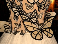 10+ images about Altered Couture on Pinterest | Lace, Cotton ...