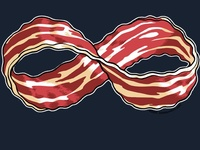 Bacon this, bacon that, bacon everything.