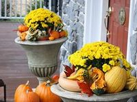 Fall is in the air!!