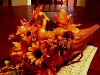 Fall/Thanksgiving Dishes & Decor~