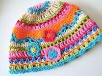 Crochet~ Hats & Ear Warmers