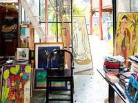 Craft rooms and studios