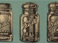 crown canning jars dating Lightning fruit jars, another type of mason jar, were not as common as the screw-thread version in home canning, food is packed into the mason jar.
