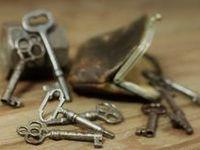 I just love keys.
