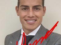 James rodriguez 11 ❤️