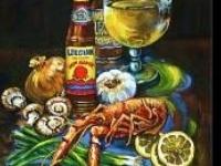Cajun Paintings & Art
