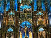 Temples, Churches & Spiritual Places