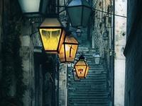 Laternen-Licht