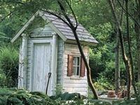 Garten-Häuser