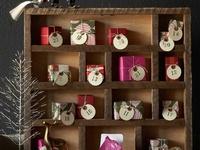 Unique Advent calendar ideas to count down the days until Christmas.