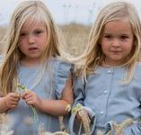 Organic children's wear / Okker-Gokker Organic children's wear are all GOTS certified organic - which means organic & superior quality and at the same time sustainable & environmental friendly production. WE CARE.