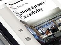 iApps designs / iPhone & iPad Apps Designs