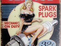 Affiches publicitaires / #vintage ads #posters