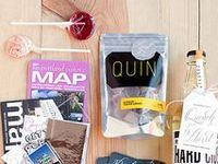 Wedding welcome gifts and baskets for out-of-town guests.