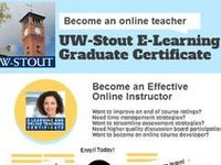 E-Learning and Online Teaching  UW-Stout