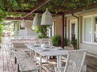 Jardínes y terrazas/Kertek és teraszok