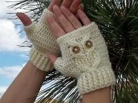 CROCHET Gloves, Mittens, Cuffs ✾
