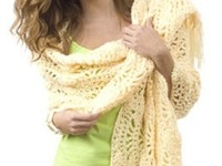 CROCHET Scarfs, Shawls, Wraps and Cowls