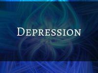 Depression / Diagnosing, treating and living with depression.