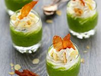 1000+ images about Verrines on Pinterest | Cuisine, Rouge and Kiwi
