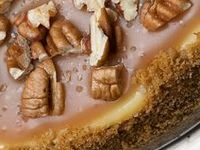 ... on Pinterest | Cheesecake, Peanut brittle and Red velvet cheesecake