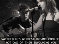 lyrics are more than words...