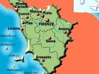 9. TUSCANY REGION of Italy