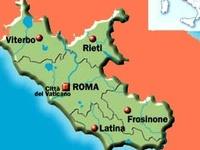 12. LAZIO REGION of Italy