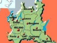 Lombardy and the lakes of Italy