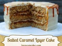 ... Pinterest | Chocolate cakes, Salted caramels and Sticky toffee pudding