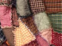 *Beautiful Handmade Quilts with a variety of patterns, sizes and colors ~ Continued*