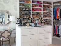 Home-Closet Design, Walk-In Closets, Collections