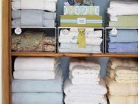 Home-Linen Closets