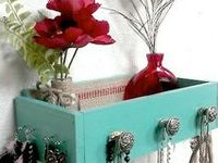 Do it yourself (DIY). Pinning home design trends, DIY projects.  Recycle and Upcycle, and Maker projects.    #rickimountain