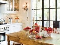 Design Ideas for our family home...cozy, warm, traditional with a mix of vintage, and country French flair.