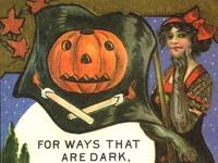 Hallowe'en, Vintage