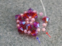 Beads: Tutes on Pinterest | Seed Bead Tutorials, Graph Paper and Right ...
