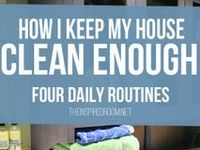 Cleaning Hints & Helps