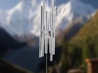 I've ALWAYS loved wind chimes!! Any size .... Any style .... Any colors ..... ALL! So this is just a board to have fun with!