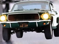 This is a collection of dream cars, American muscle, planes, trains, and anything to get us from A to B in classic style.